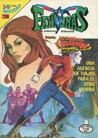 Cover Thumbnail for Fantomas (Editorial Novaro, 1969 series) #488