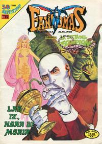 Cover Thumbnail for Fantomas (Editorial Novaro, 1969 series) #489