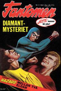 Cover Thumbnail for Fantomen (Semic, 1963 series) #5/1967