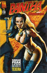 Cover Thumbnail for Vampirella / Dracula & Pantha Showcase (Harris Comics, 1997 series) #1