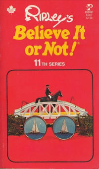 Cover Thumbnail for Ripley's Believe It or Not! (Pocket Books, 1941 series) #11 [Fourth Printing]