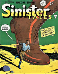 Cover Thumbnail for Sinister Tales (Alan Class, 1964 series) #45