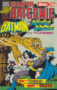 Cover Thumbnail for Bumper Batcomic (K. G. Murray, 1976 series) #10
