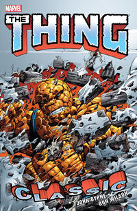 Cover Thumbnail for The Thing Classic (Marvel, 2011 series) #2