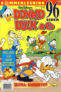 Cover Thumbnail for Donald Duck & Co (Hjemmet / Egmont, 1948 series) #28/1997