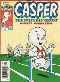 Cover Thumbnail for Casper Digest Magazine (Harvey, 1991 series) #9