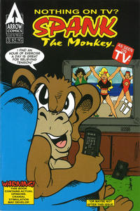 Cover Thumbnail for Spank the Monkey (Arrow, 1999 series) #3
