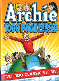 Cover Thumbnail for Archie 1000 Page Mega Comics Digest (Archie, 2014 series)