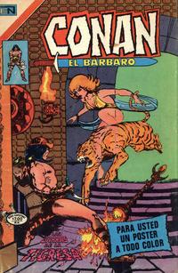 Cover Thumbnail for Conan el Bárbaro (Editorial Novaro, 1980 series) #3
