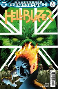 Cover Thumbnail for Hellblazer (DC, 2016 series) #4