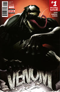 Cover Thumbnail for Venom (Marvel, 2017 series) #1 [Gerardo Sandoval Cover]