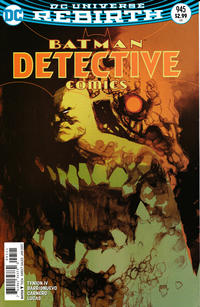 Cover Thumbnail for Detective Comics (DC, 2011 series) #945 [Rafael Albuquerque Variant Cover]