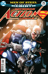 Cover Thumbnail for Action Comics (DC, 2011 series) #968