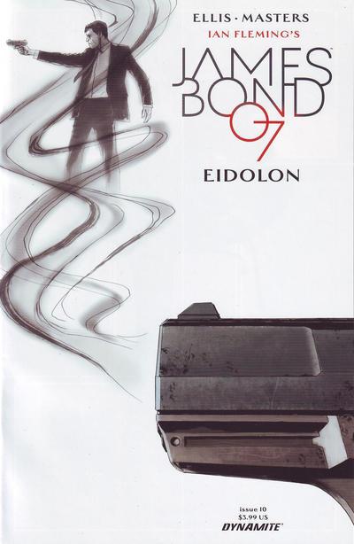 Cover for James Bond (Dynamite Entertainment, 2015 series) #10