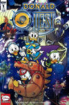Cover Thumbnail for Donald Quest (2016 series) #1 [Subscription Cover]
