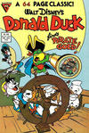 Cover for Donald Duck (Gladstone, 1986 series) #250 [Direct Edition]