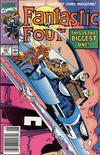 Cover Thumbnail for Fantastic Four (1961 series) #341 [Newsstand]