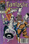 Cover Thumbnail for Fantastic Four (1961 series) #343 [Newsstand Edition]