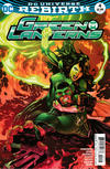 Cover for Green Lanterns (DC, 2016 series) #4 [Emanuela Lupacchino Cover]