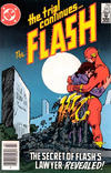 Cover for The Flash (DC, 1959 series) #343 [Newsstand]