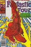 Cover Thumbnail for Fantastic Four (1961 series) #353 [Newsstand]