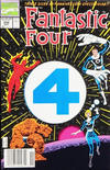 Cover for Fantastic Four (Marvel, 1961 series) #358 [Newsstand Edition]