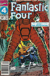 Cover Thumbnail for Fantastic Four (1961 series) #359 [Newsstand]