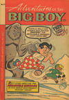 Cover for Adventures of the Big Boy (Webs Adventure Corporation, 1957 series) #71 [West]
