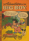 Cover for Adventures of the Big Boy (Webs Adventure Corporation, 1957 series) #141 [West]