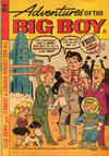 Cover for Adventures of the Big Boy (Webs Adventure Corporation, 1957 series) #61 [West]