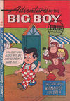 Cover for Adventures of the Big Boy (Webs Adventure Corporation, 1957 series) #137 [West]