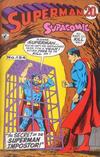 Cover for Superman Supacomic (K. G. Murray, 1959 series) #134