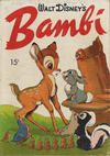 Cover for Four Color (Dell, 1942 series) #12 - Walt Disney's Bambi [15¢]