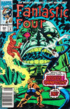 Cover for Fantastic Four (Marvel, 1961 series) #364 [Australian Newsstand Edition]