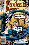 Cover for Fantastic Four (Marvel, 1961 series) #366 [Australian]