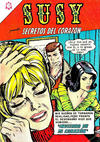 Cover for Susy Secretos Del Corazon (Editorial Novaro, 1965 ? series) #173