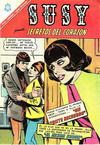 Cover for Susy Secretos Del Corazon (Editorial Novaro, 1965 ? series) #189