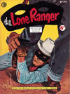 Cover for The Lone Ranger (World Distributors, 1953 series) #34