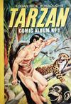Cover for Tarzan Comic Album (World Distributors, 1964 series) #1