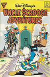 Cover for Walt Disney's Uncle Scrooge Adventures (Gladstone, 1987 series) #19 [Newsstand]