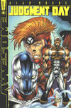 Cover for Judgment Day Omega (Awesome, 1997 series) #2 [Rob Liefeld Cover]