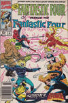 Cover Thumbnail for Fantastic Four (1961 series) #374 [Newsstand]