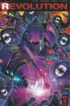 Cover for Revolution (IDW, 2016 series) #4 [Subscription Cover A]