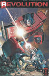 Cover for Revolution (IDW, 2016 series) #2 [Subscription Cover A]
