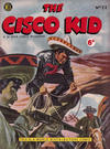 Cover for Cisco Kid (World Distributors, 1952 series) #22