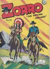 Cover for Zorro (L. Miller & Son, 1952 series) #90