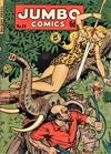 Cover for Jumbo Comics (H. John Edwards, 1950 ? series) #25