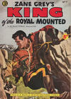Cover for King of the Royal Mounted (World Distributors, 1953 series) #7