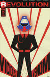 Cover for Revolution (IDW, 2016 series) #5 [Subscription Cover C]