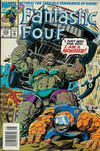 Cover Thumbnail for Fantastic Four (1961 series) #379 [Newsstand]
